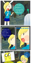 Adventure Time Comic.- Parte 26 by LittlePanda3