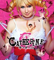 Catherine Cover art by lunar-maiden