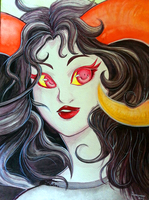 Aradia - Watercolor by Donomon