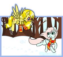 Snow by pidopay