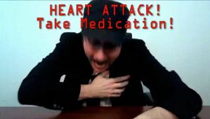 HEART ATTACK! gif by Quelux