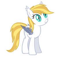 Florence the Bat Pony 2 by Zee66