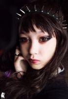Halloween Makeup by askuniqso