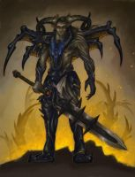 Abaddon the Destroyer by Agreus