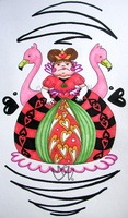 Queen of Hearts by Rami-Rami