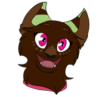 Minty [Headshot Commission] by Fire-Loup