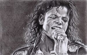 Michael Jackson - Bad Tour by lindabowen