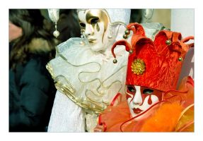 Venetian masks 8 by flemmens