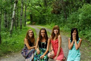 Deer Me Sisters 6 by AndersonPhotography
