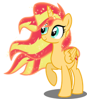 Princess Sunset by Orin331