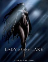 13 Legends- Lady of the lake by DAVID-OCAMPO
