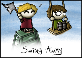 Swing Away by Razkall