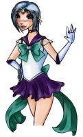 Sailor Earth by elila