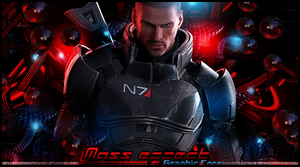 Mass Effect by Rapstyle95