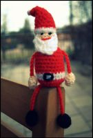 Father Christmas by Orlien