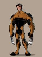 Wolverine Redesign by payno0