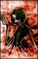 The Clown King :: Colored by gabietink