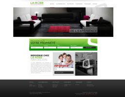 La Rose Immobiliere by Webdesignerps