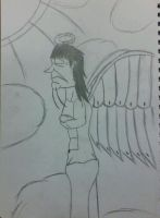 Angel N. Tropy.... by GothicAngel179
