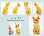 Kermit 02 - COMMISSION by Bittythings