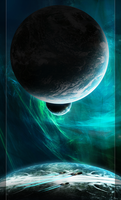 Planets 2 by Astronomix