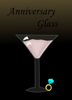 Anniversary Glass-Cover by AlceX
