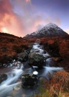 Glencoe's Watchman by DL-Photography