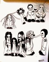 SlipKnoT by Harmony7