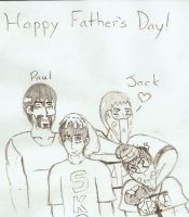 Happy Father's Day by Faybos