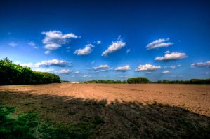 Sky in Baarlo HDR by MisterDedication