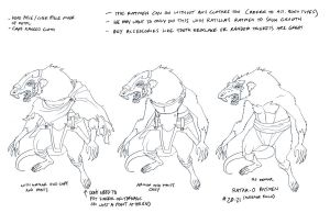 Rat men concepts 2 by DanNortonArt