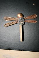 Steampunk Dragonfly III by Paul-Nasca