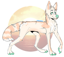 Peachy - 1 point auction - PENDING by Purriku