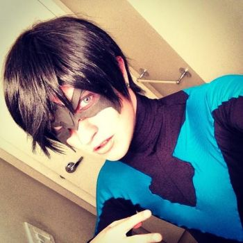 Nightwing- Preview by twinfools