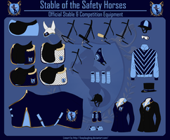 Official Stable Equipment Design for Tanne1989 by SweetLittleVampire