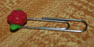 Rose Paperclip by Reitanna-Seishin
