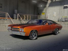 Chevelle ss 4 by cipriany