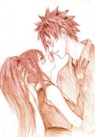 Let me kiss you by Sanzo-Sinclaire