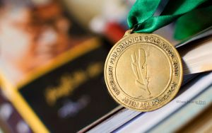Day 249: Medal of Excellence by umerr2000