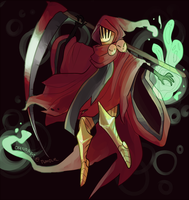 specter knight by ohnogangsters