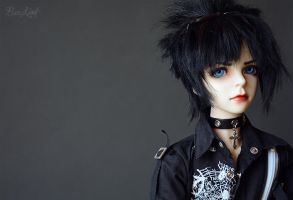 Gothic Boy by BaziKotek