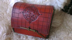 Nautical Belt Bag by davevdveer