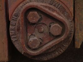 train yard 4 - bolts by JensStockCollection