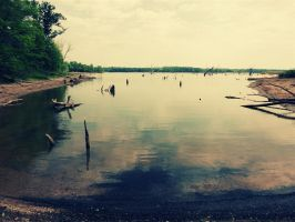 Smithville Lake by JinxyWinxy