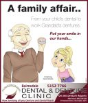 from granddads dentures to child's dental by CannabisCow