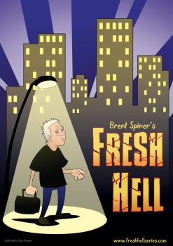 Fresh Hell poster by SaraKpn