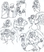 Princess Griphion TF by Da-Fuze