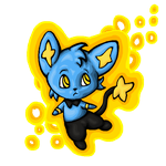 Shinx Mania for 2700 Views by piratedragon0402