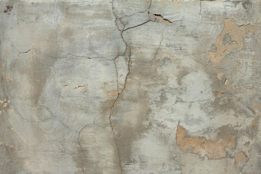 Stucco dirty crack rough stucco plaster wall by hhh316