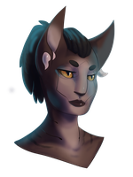 marve bust by MARSH